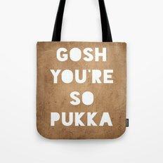 Gosh (Pukka) Tote Bag