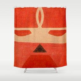 Lucha Libre Mask 1 Shower Curtain