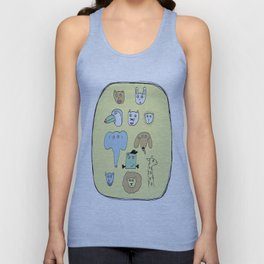 Picture Day Unisex Tank Top
