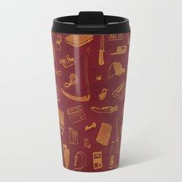 Supernatural - Red Travel Mug