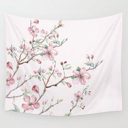 Apple Blossom Pink #society6 #buyart Wall Tapestry