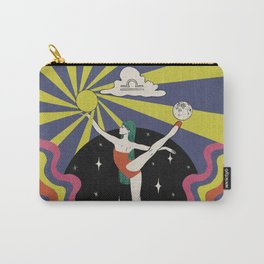 Pisces Illustration Carry-All Pouch