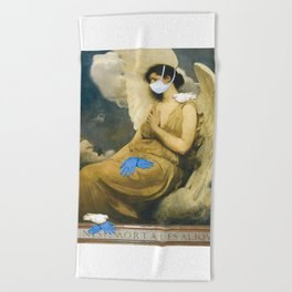 Sisters of Mercy Beach Towel