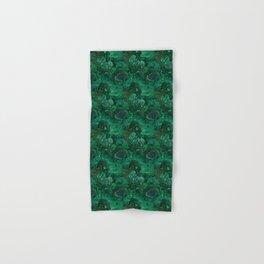 malachite Hand & Bath Towel