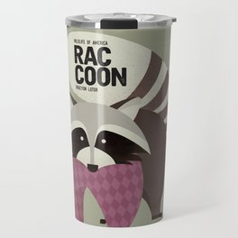 Hello Raccoon Travel Mug