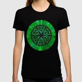 Celtic Knot Star Flower T-shirt