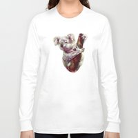 koala Long Sleeve T-shirts featuring Koala by beart24