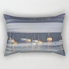 Lake Mondsee Rectangular Pillow