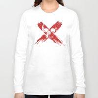 cross Long Sleeve T-shirts featuring Cross by Murat Özkan