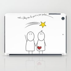 Jibsey & Jess. Catch A Falling Star iPad Case