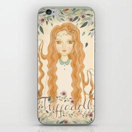 Queen Jodha iPhone Skin