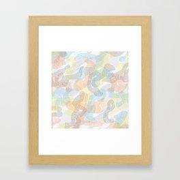 Delicate Judoka 01 Framed Art Print