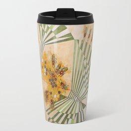 Beetles and bees Travel Mug
