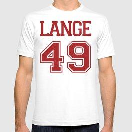 Jessica Lange Varsity T-shirt
