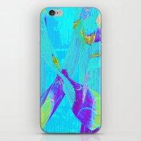 fringe iPhone & iPod Skins featuring Fringe Benefits by Neelie