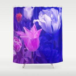 Tulip Festival Shower Curtain