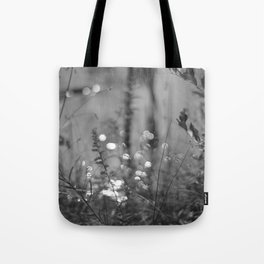 Summer Afternoon by the Pond in New Hampshire Tote Bag