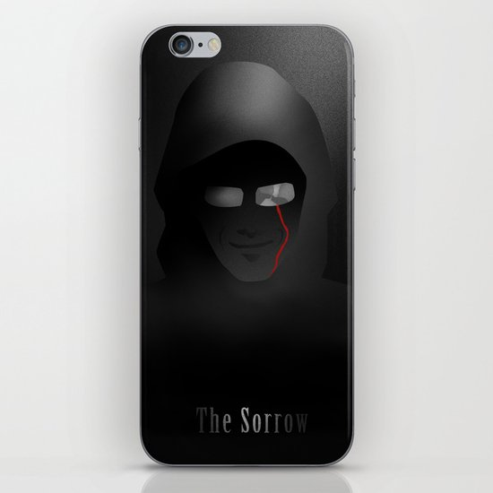 The Sorrow iPhone & iPod Skin