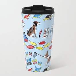 The Voyage of the Beagle Travel Mug