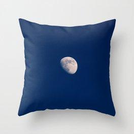 Many Moons Ago Throw Pillow