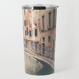 wandering the streets of Venice ... Travel Mug