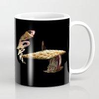 mushroom Mugs featuring Mushroom by lightningMade