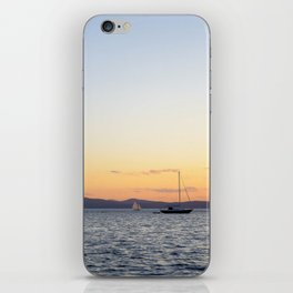 champlain iPhone Skin