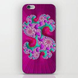 Pink Frenzy iPhone Skin
