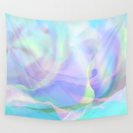 Essence of Rose IX Wall Tapestry