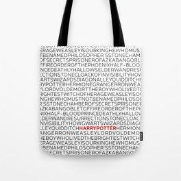 Type: HarryPotter Tote Bag