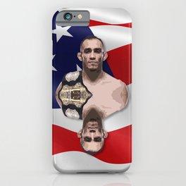Tony Ferguson iPhone Case