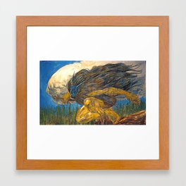 From the Forest Framed Art Print