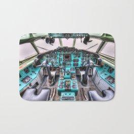 Tupolev TU-154 Cockpit Bath Mat
