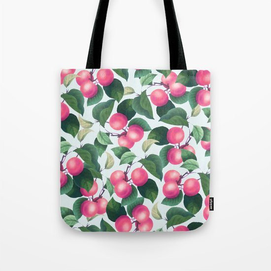 Tropical Fruit V2 #society6 #decor #buyart Tote Bag