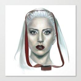 Don't call my name, Alejandro Canvas Print