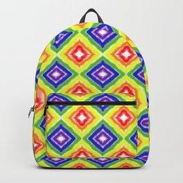 Rainbow Pride Diamonds Backpack