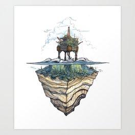 Reclaimation Art Print