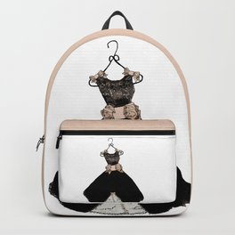 My favorite black dress Backpack