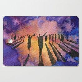 Dance Cutting Board