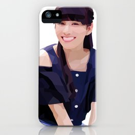 Ayaka #2 iPhone Case