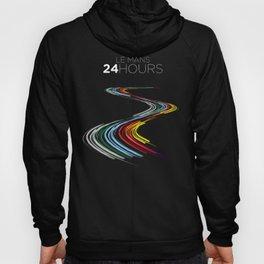Racing Lines - Le Mans 24 Hours Hoody