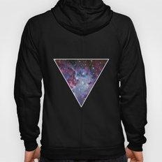 Galaxy Triangle Print Hoody