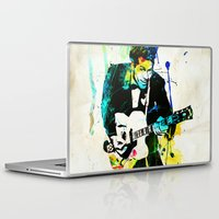 chuck Laptop & iPad Skins featuring chuck berry by manish mansinh