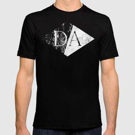 Drawing Arrows (Diamond White) T-shirt