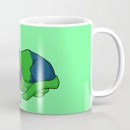 Incatable Hulk Coffee Mug