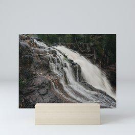Gooseberry Falls, Minnesota | Nature and Landscape Photography Mini Art Print