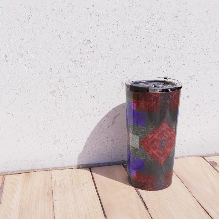 Rose-tinted Travel Mug
