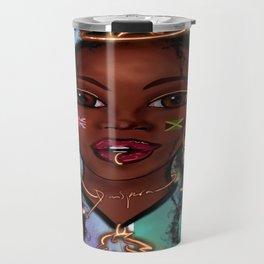 Daughter of the Diaspora Travel Mug