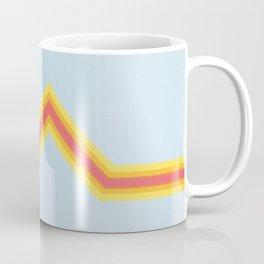 CAMP STRIPE Coffee Mug
