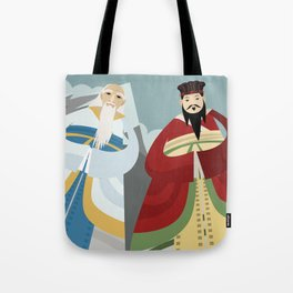greatest chinese philosophers Tote Bag